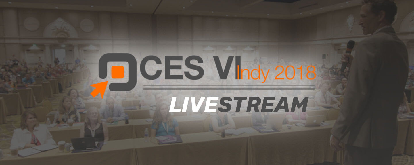 CES VI Livestream Available Now!